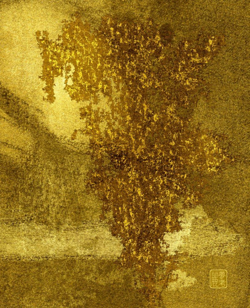 Abstract No12 by Remco Teunen, 2017